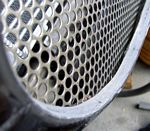 Sprite custom perforated Grille