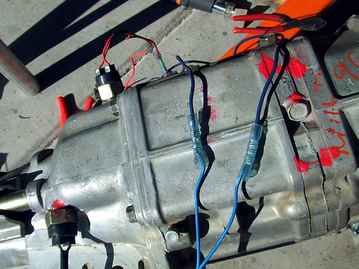 The Mite | Customizing a 1965 Sprite | Part 36 | Speedometer sensor ...