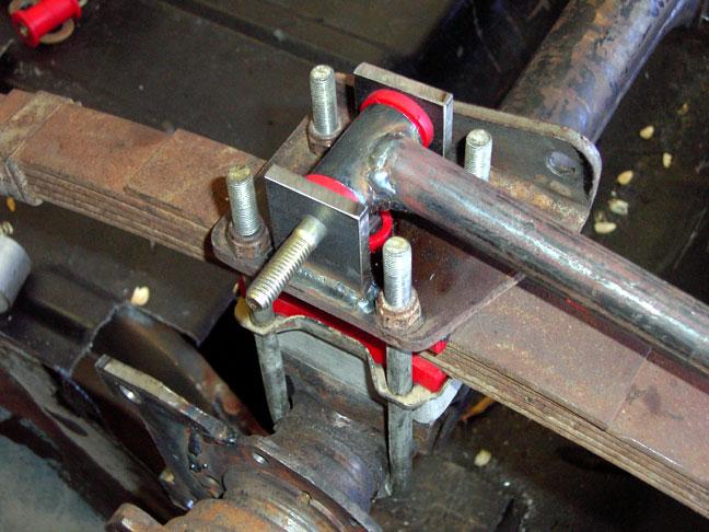 The Mite Customizing A 1965 Sprite Part 7 Rear Suspension