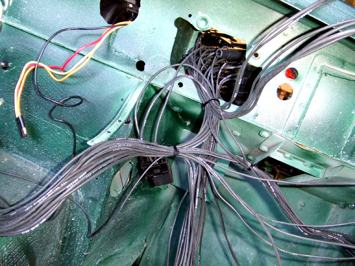 the mite customizing a 1965 sprite part 41 gas tank ez wiring harness in car