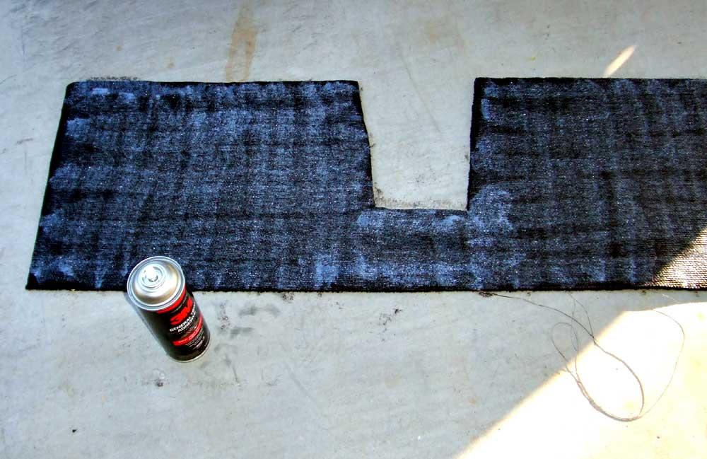 Carpet Glue Spray Ideas