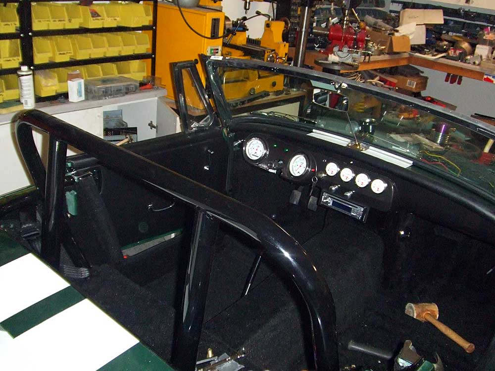 The Mite Customizing A 1965 Sprite Overview
